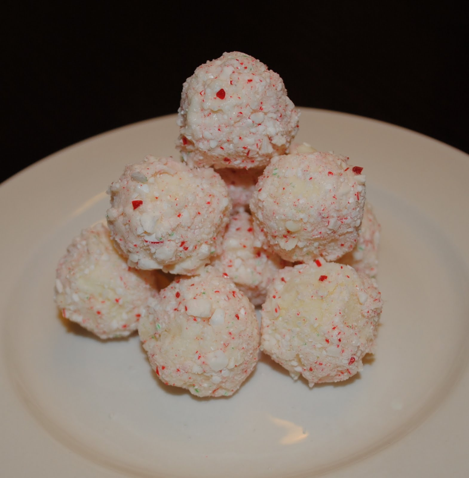 Peppermint Truffles | Heart of the Home